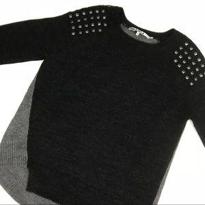 Pam & Gela Studded Sweater